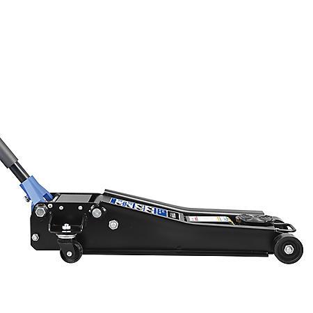 Torin Dual-Purpose Hybrid SUV Jack - 2/3 Ton Capacity