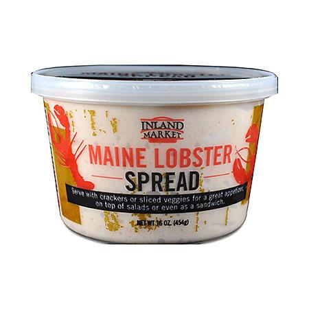Inland Market Maine Lobster Spread (16 oz.)
