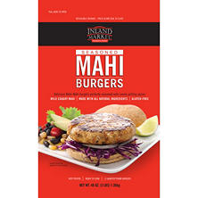 Seasoned Mahi Burger (3 lb.)