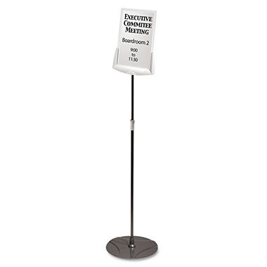 Sherpa Infobase Sign Stand