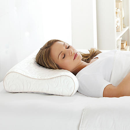 Serta Ultimate Contour Memory Foam Pillow