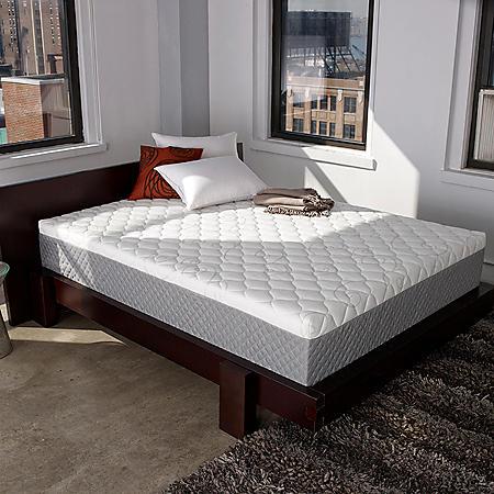 "Sleep Innovations 14"" Memory Foam King Mattress"