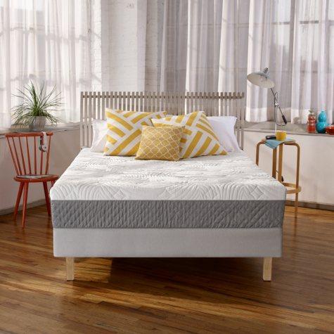 """Sleep Innovations Shea 10"""" Memory Foam Queen Mattress"""