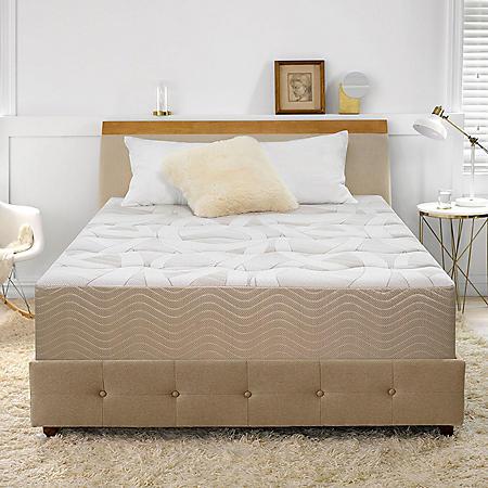 "Sleep Innovations Back Support 10"" Full Foam Mattress"