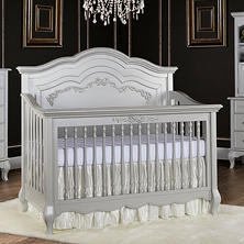 Evolur Aurora 5-in-1 Convertible Crib (Choose Your Color)