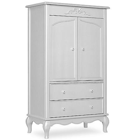Evolur Aurora Armoire (Choose Your Color)