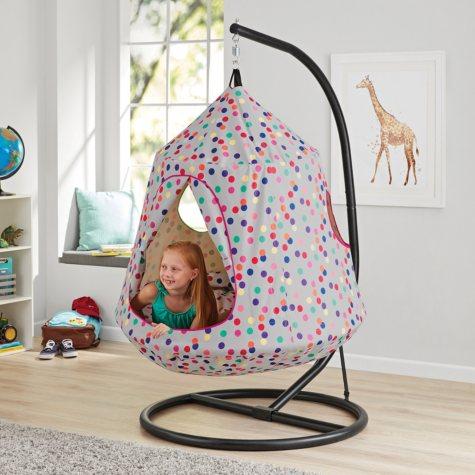 The Hangout POD, Kids' Hanging Tent