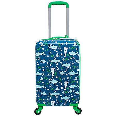 Kids 2-Piece Hardside Luggage Travel Set