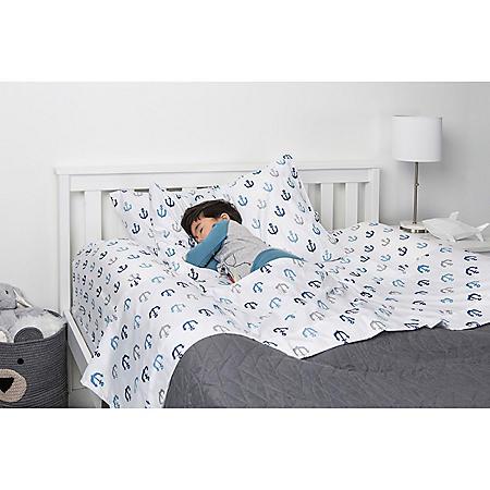 """Regalo Double-Sided Foam Bed Bumper, 43"""" L"""
