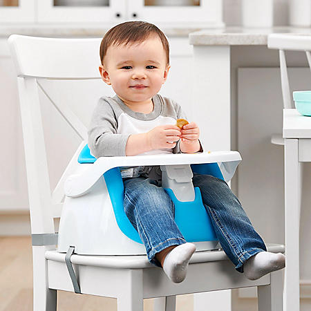 Regalo Baby My Little Seat 2-in-1 Floor and Booster Seat (Choose Your Color)