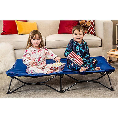 Regalo My Cot Portable Toddler Bed (Choose Your Color)