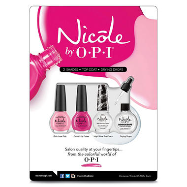 Nicole by OPI Nail Polish