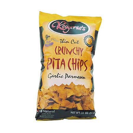 Regenie's Crunchy Pita Chips - 22 oz.