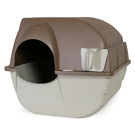 Omega Paw Roll 'n Clean Self Cleaning Litter Box (Large)
