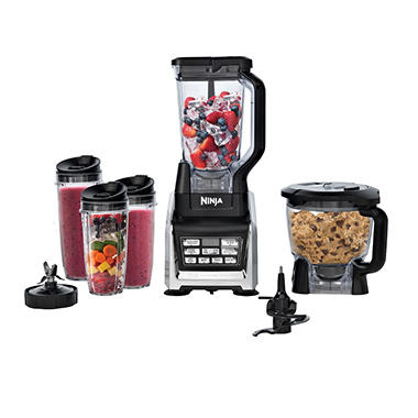 nutri ninja blender with auto iq kitchen system - sam's club