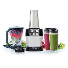 top rated nutri ninja blender with auto iq kitchen system - Ninja Bullet Blender