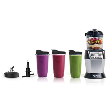 nutri ninja nutri bowl duo blender with autoiq boost - Ninja Bullet Blender