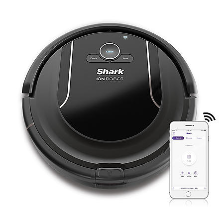 Shark ION Robot Vacuum R85 with Wi-Fi