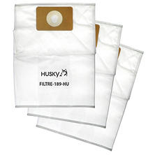Husky 3 High Efficiency Disposable Filter Bags for Flair & Nanook
