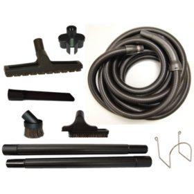 Husky Garage & Utility Attachment Set With Hose