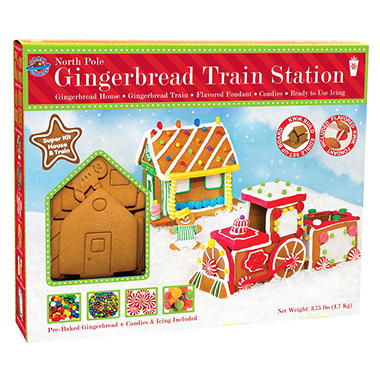 Gingerbread Manor Kit