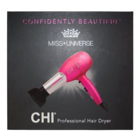 CHI Miss Universe Professional Hair Dryer