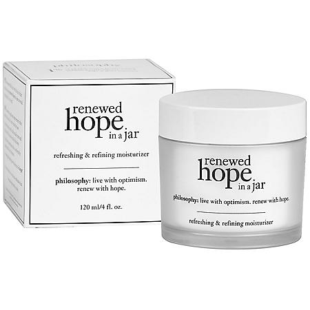 Philosophy Renewed Hope in a Jar Refreshing and Refining Moisturizer (4 oz.)