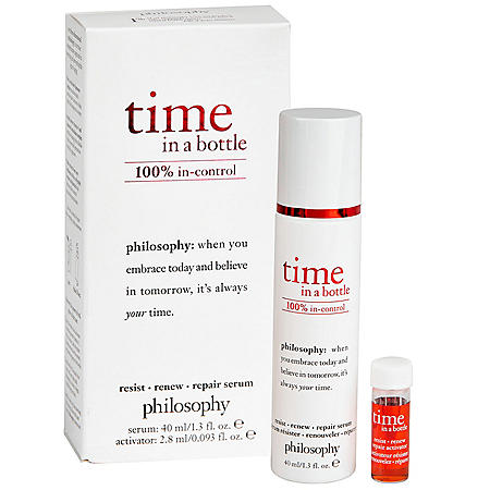 Philosophy Time in a Bottle Age-Defying Serum