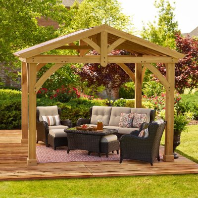 Gazebos : backyard gazebos canopies - memphite.com