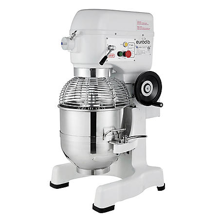 Eurodib M30 30 Quart Commercial Planetary Mixer