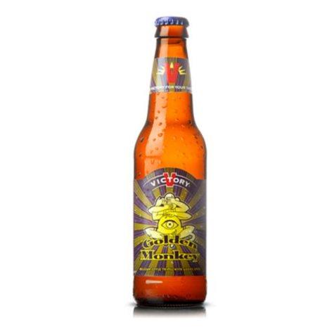 Victory Golden Monkey Belgian-Style Tripel (12 fl. oz. bottle, 6 pk.)