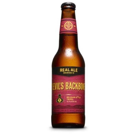 Real Ale Devil's Backbone Belgian-Style Tripel (12 fl. oz bottle, 6 pk.)