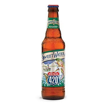 SWEETWATER 420 6 / 12 OZ BOTTLES