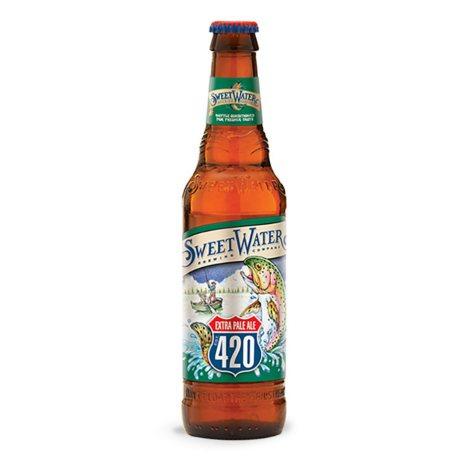 SWEETWATER 420 6 / 12 OZ BOTTLES