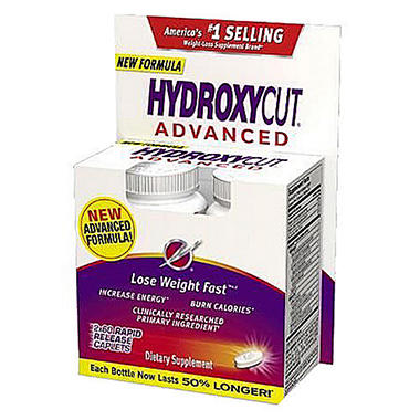 Hydroxycut Advanced - 120 ct.