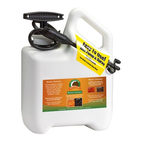 Just Scentsational 1 Gallon Brown Mulch Colorant by Bare Ground