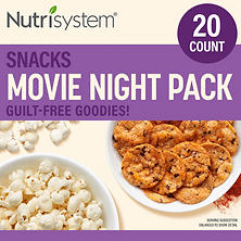 Nutrisystem Movie Night Pack