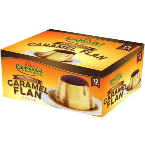 Raymundo's Caramel Flan (4 oz., 12 pk.)