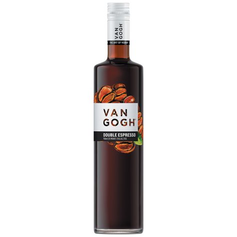 Van Gogh Double Espresso Vodka (750 ml)