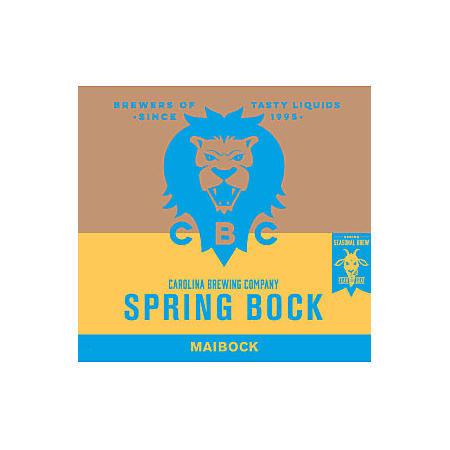 Carolina Brewing Company Spring Bock (12 fl. oz. bottle, 6 pk.)