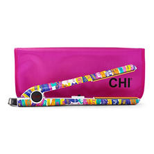 "CHI Global Glamour 1"" Ceramic Hairstyling Iron with Thermal Mat"
