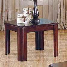 Brandon End Table by Lauren Wells