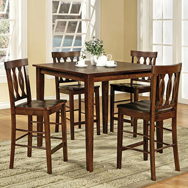 Lauren Wells Sterling Dining Set   5 Pc.