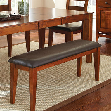 Weston Dining Bench - Mango