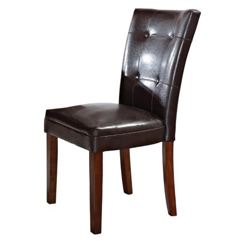 Monday Tufted Back Parsons Chair