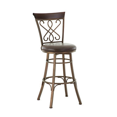 Camille Swivel Stool (Assorted Sizes)