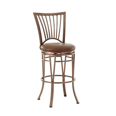 Buxton Swivel Stool (Assorted Sizes)