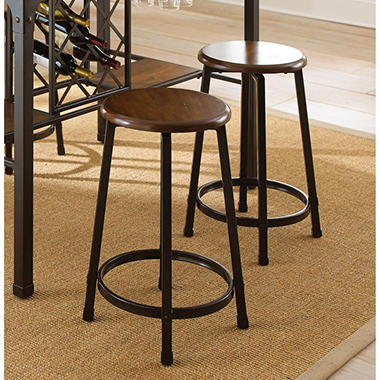 Reston Counter Stools (2 pk.)
