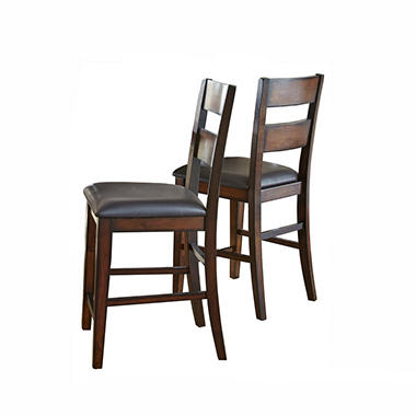 Wescott Counter Chairs, Set of 2