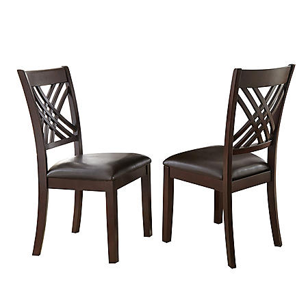 Avalon Side Chairs, Set of 2